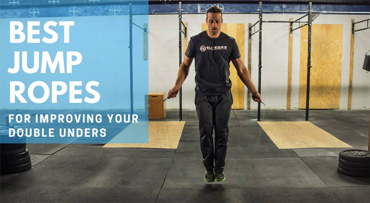 5 Best Jump Ropes for CrossFit Double Unders  (2020)
