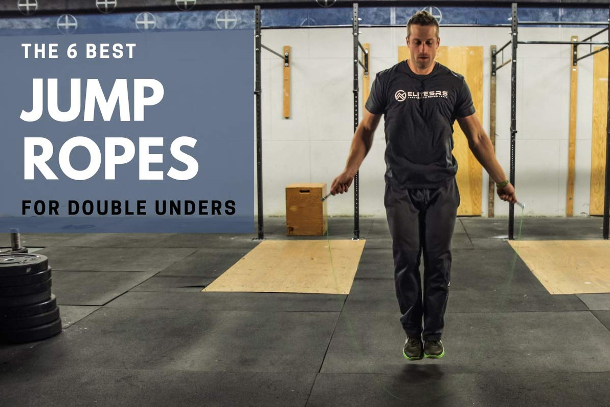 the 6 best jump ropes for crossfit double unders 2019 editionthe 6 best jump ropes for crossfit double unders 2019 edition