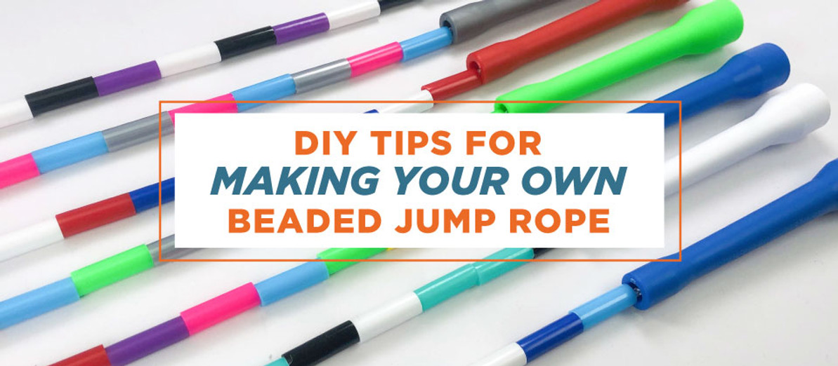 DIY Tips for Making Your Own Jump Rope