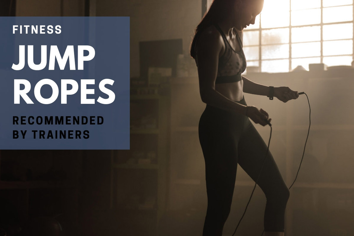 Trainer Recommended Fitness Jump Ropes