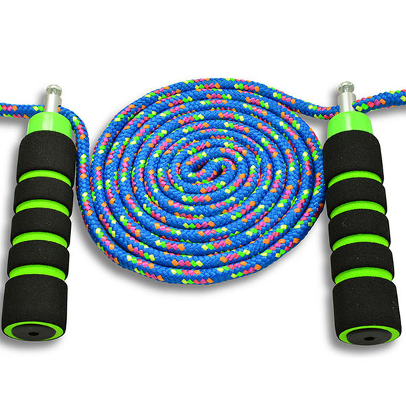Anna's Rainbow Double Dutch Rope - 14ft long