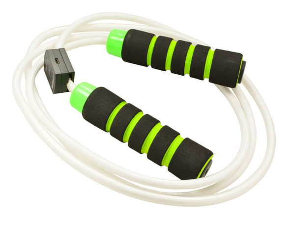 14ft Double Dutch Rainbow Light Show Rope - USB Rechargeable
