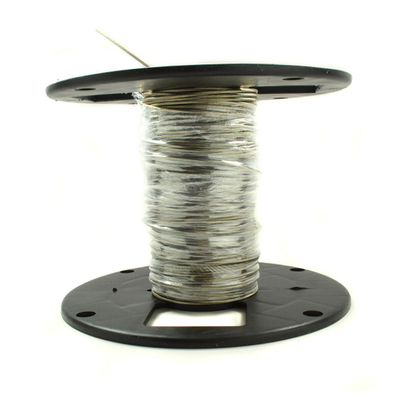"Bare Wire 1/16"" Speed Cable - 100ft Spool"