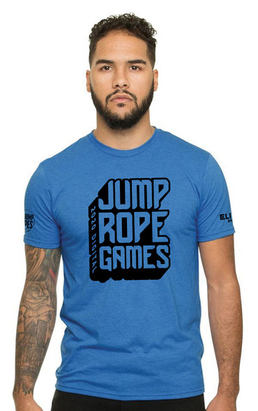 Jump Rope Games - Unisex Crewneck T-Shirt