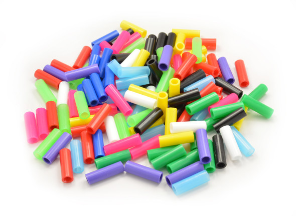 "1"" assorted beads for jump ropes"