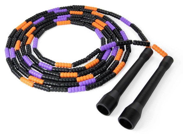 Spider Web Halloween themed special jump rope