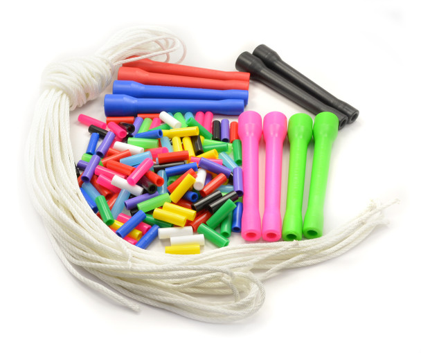 Pack of 5 Make your own jump ropes