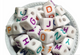 Alphabet Beads for Jump Ropes