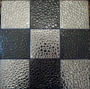 Stainless Steel Mosaic Tiles