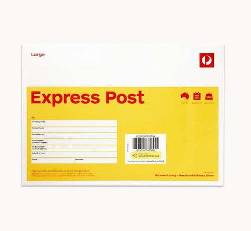 Tile Sample Express Post