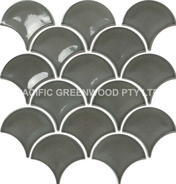 Fish Scale Charcoal