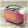 6 Pack Personalized Cooler Carrier