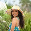 Colorful Pom-Pom Hat