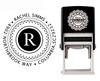 Self-Inking Personalized Address Stamp - CS3204