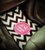 Personalized Front Car Mats - Set of 2