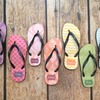 Womens Flip Flops Personalized Sandal