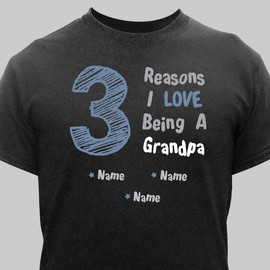 "Black & Blue ""Reasons"" T-Shirt"