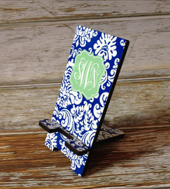 Cell Phone Stand - Personalized Device Charging Holder
