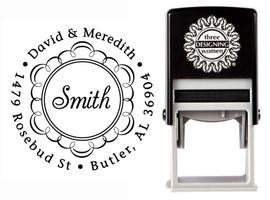 Self-Inking Personalized Address Stamp - CS3234