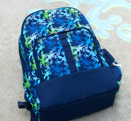Gecko Collection Back to School Bag