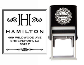 Self-Inking Personalized Address Stamp - CS3220