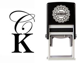 Monogram Stamp Style CSM10003S