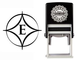 Custom Monogram Stamp CSM10015S