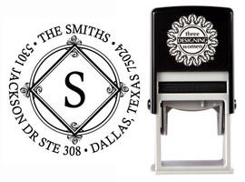 Self-Inking Personalized Address Stamp - CS3219