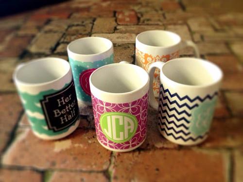 Personalized Coffee Cup Mug