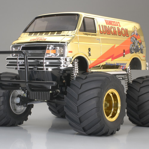 TAMIYA 1/10 LUNCH BOX GOLD EDITION
