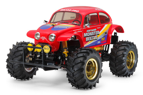 TAMIYA 1/10 MONSTER BEETLE (2015)