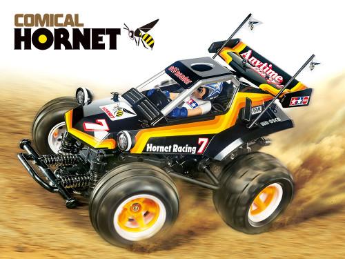 1/10 R/C Comical Hornet (WR-02CB)