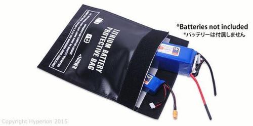 Hyperion HP-LIPO-BAG-L LiPo Protective Bag Large (35x23CM)