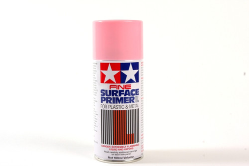 TAMIYA FINE SURFACE PRIMER LIGHT PINK