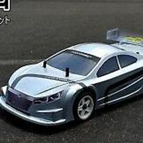 RCON RC ON9 RACING SEDAN 0.8MM LEXAN BODY FOR 1/10 M-CHASSIS 210 WB