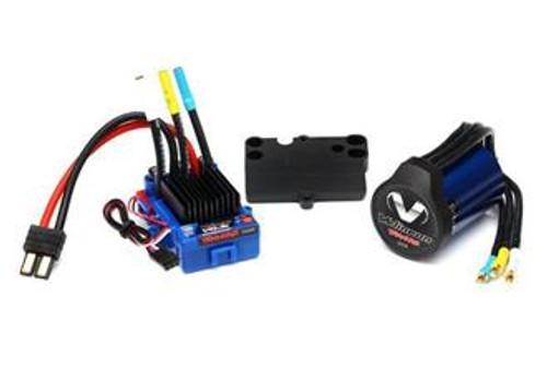 TRAXXAS 3350R - VELINEON VXL-3S BRUSHLESS POWER SYSTEM, WATERPROOF