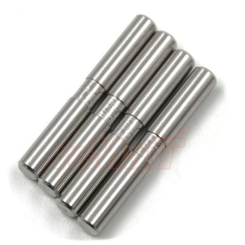 Xpress 3.0mm Outer Suspension pin w/ Groove 4pcs For FT1 XQ1 XQ1S #XP-10602