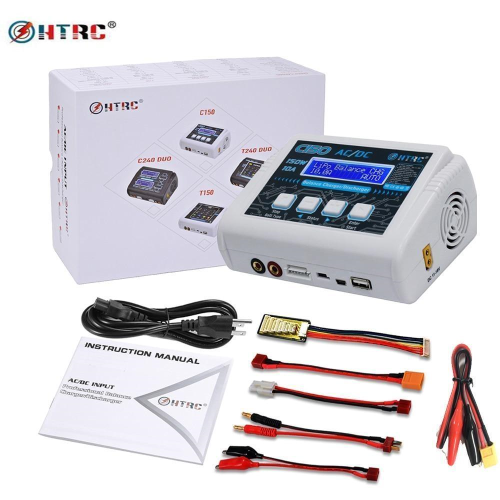 HTRC C150 AC/DC 150W 10A BALANCE CHARGER