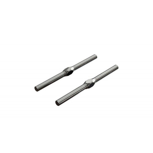 AR330525 Steel Turnbuckle 4x63mm Black 4S