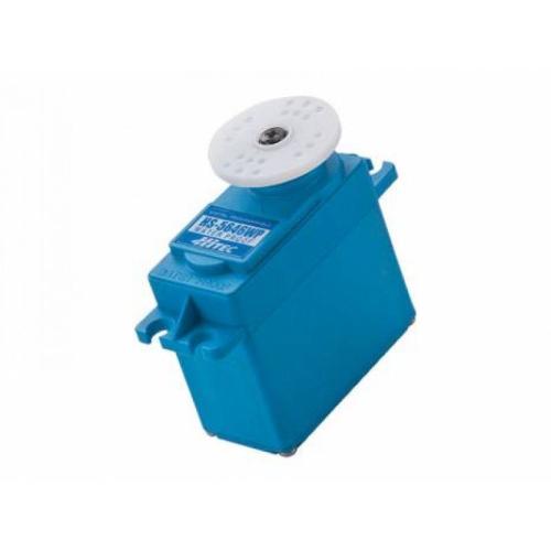 HS-646WP HV Standard Water Proof Servo, 6.0V 11.3kg/cm, 0.20sec, 7.4V 12.9kg/cm 0.18sec 41.8x21x40mm, 58g by Hitec