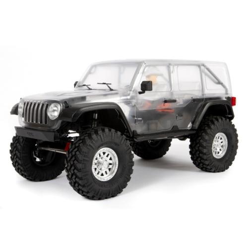 SCX10 III Jeep JLU Wrangler w/Portals 1/10th kit, by Axial AXI03007