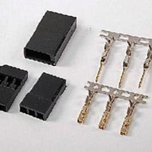 Hyperion HP-SERCON-JR-F3L SERVO CONNECTOR FEMALE (JR) 3PCS