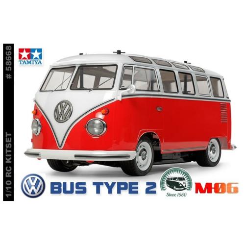 TAMIYA 1/10 VW TYPE 2 M-06