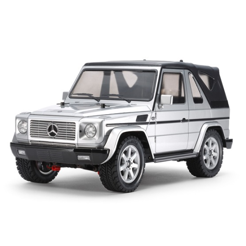 1/10 R/C Mercedes-Benz G 320 Cabrio (Silver Painted Body) (MF-01X) 58635