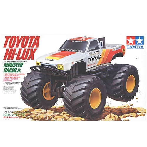 TAMIYA 1/32 TOYOTA MONSTER RACER HI-LUX