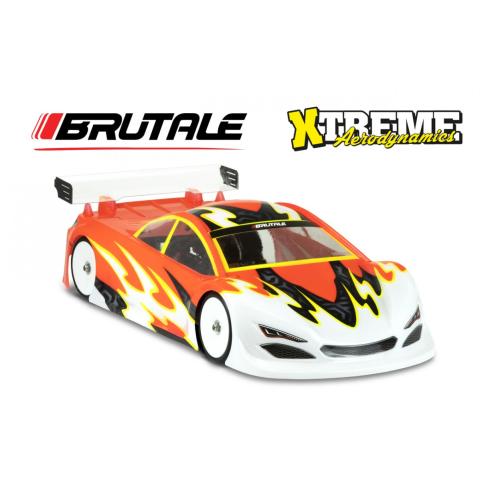 XTREME BRUTALE ETS RC MODEL BODY  1/10 0.7MM