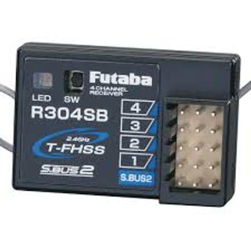 RX R304SB 4CH 2.4GHZ T-FHSS FOR 4PLS