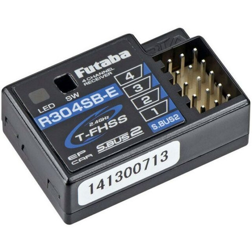 RX R304SBELECTRIC 4CH 2.4GHZ T-FHSS FOR 4PLS