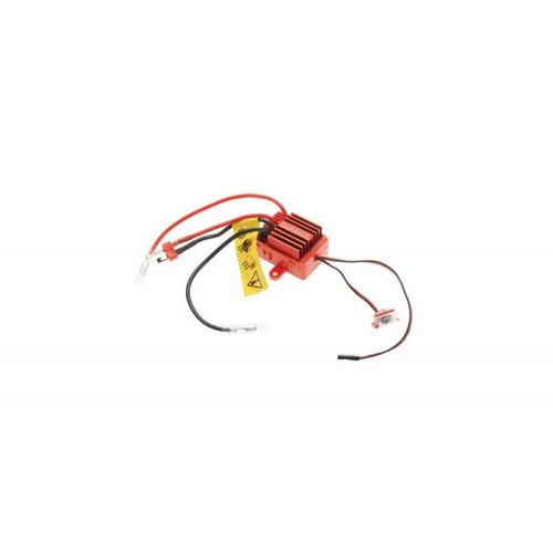 AR390068 MEGA 12T BRUSHED ESC RED ARRAM