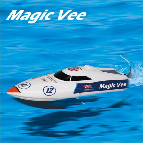 MAGIC VEE RTR 2.4GHZ BOAT-BRUSHED